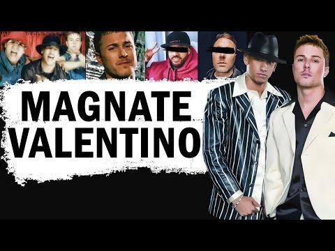 0 28 - ¿Que Sucedió Con El Primer Duo Romántico Del Reggaetón? Magnate y Valentino