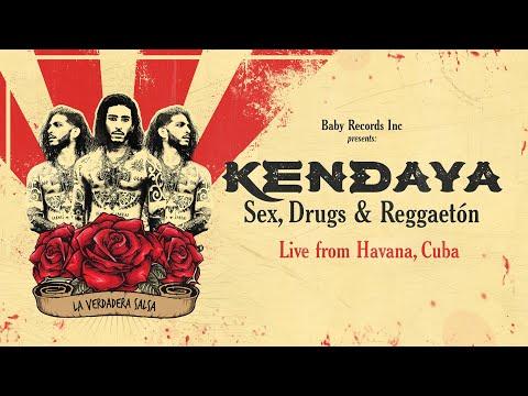 0 5 - Kendaya - Live Session From Havana, Cuba (2021)