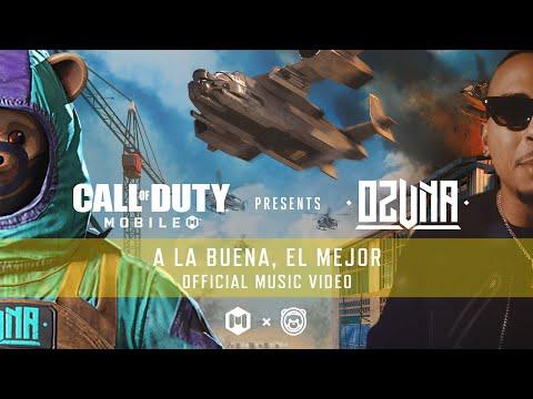 0 9 - Ozuna x Call of Duty: Mobile - A La Buena, El Mejor (Official Music Video)