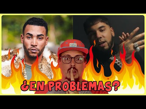 0 - Don Omar y Anuel en PROBLEMAS? Alerta roja para posible guerra lirical!!!